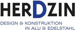 Herdzin Design & Konstruktion Logo